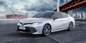 2020 Toyota Camry S-Edition