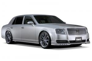2020 Toyota Century by TOM's