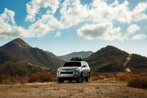2020 Toyota 4Runner SR5 Trail