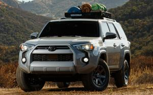 Toyota 4Runner SR5 Trail 2020 года
