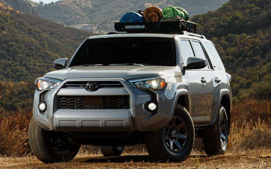 Toyota 4Runner SR5 Trail (N280) '2020