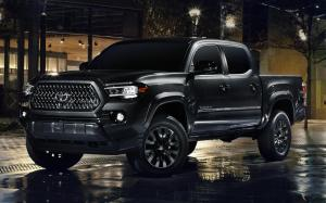Toyota Tacoma Nightshade Double Cab 2020 года