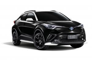 2020 Toyota C-HR by Karl Lagerfeld Limited Edition