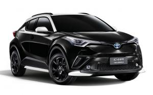 Toyota C-HR by Karl Lagerfeld Limited Edition 2020 года
