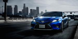 Toyota Camry WS Leather package 2020 года