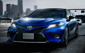 Toyota Camry WS Leather package '2020