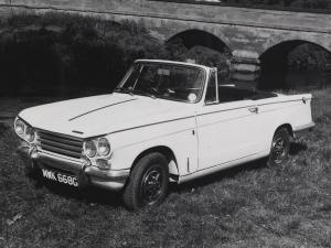 1968 Triumph Vitesse Mark II Convertible