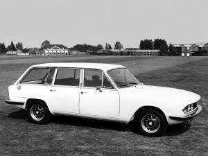Triumph 2000 Estate 1969 года