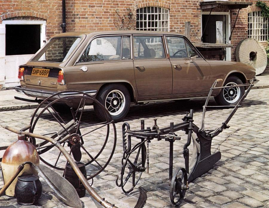Triumph 2500S Estate '1975