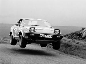 1980 Triumph TR7 Rally Car