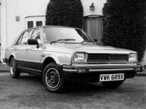 Triumph Acclaim Avon