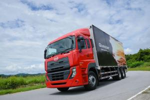 UD Trucks Quester CDE 6x2 Cargo
