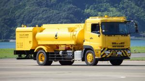 UD Trucks Quon GK 17 Airport Tanker