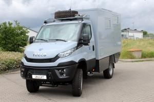Unicat Iveco Daily 4x4 TerraCross 36C