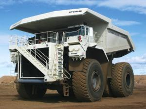 Unit Rig Terex MT6300AC