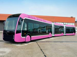 Van Hool Exqui.City Design Mettis