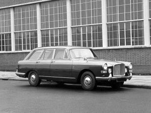Vanden Plas Princess 4-Litre R Estate Car by Radford Coachworks
