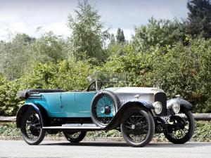 Vauxhall D-Type Tourer 1922 года