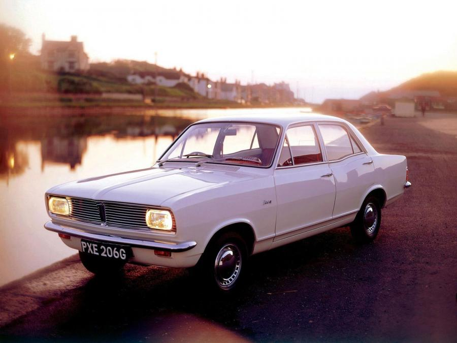 1966 Vauxhall Viva 4-Door Saloon