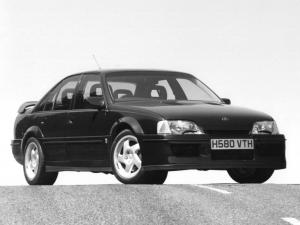 1990 Vauxhall Omega Lotus by Carlton