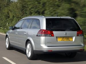 Vauxhall Vectra Estate 2005 года