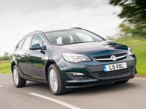 2012 Vauxhall Astra Sports Tourer
