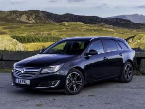 Vauxhall Insignia Sports Tourer 2013 года