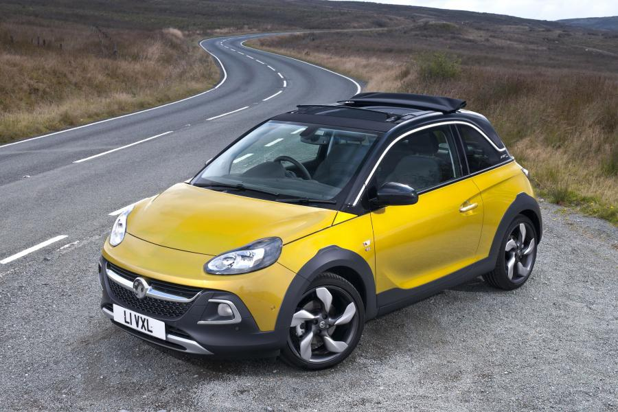 Vauxhall Adam Rocks Air '2014