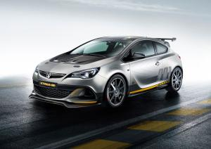 Vauxhall Astra VXR Extreme 2014 года