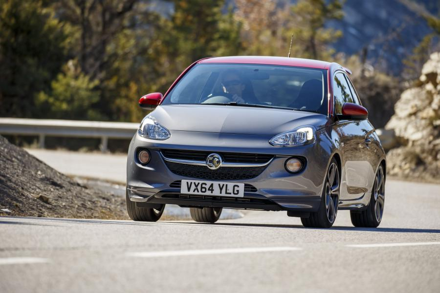 Vauxhall Adam Grand Slam '2015