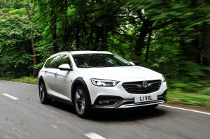 Vauxhall Insignia Country Tourer Turbo D 4x4 2017 года