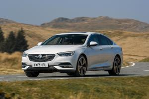 Vauxhall Insignia Grand Sport Turbo 4x4 2017 года