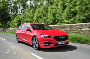 Vauxhall Insignia Sports Tourer 2017 года