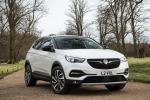 Vauxhall Grandland X Turbo D Ultimate 2018 года