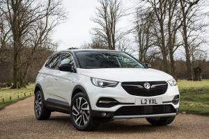 2018 Vauxhall Grandland X Turbo D Ultimate