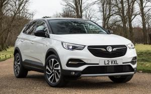 Vauxhall Grandland X Turbo D Ultimate