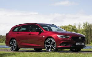 2018 Vauxhall Insignia Sports Tourer Exclusive
