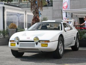 1992 Venturi Coupe 260 Atlantique Paris-Dakar Prototype