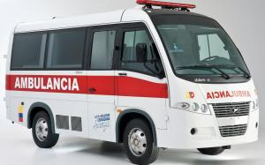 Volare V5 Ambulancia 2012 года
