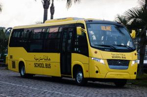 2017 Volare Access School Bus (UAE)