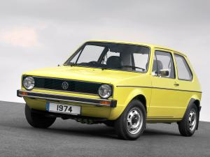 1974 Volkswagen Golf 3-Door