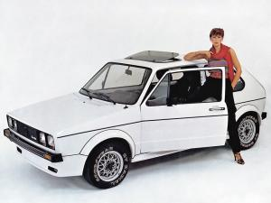 1979 Volkswagen Golf Turbo by Rinspeed