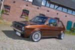 Volkswagen Golf Chocolate Brown 1983 года