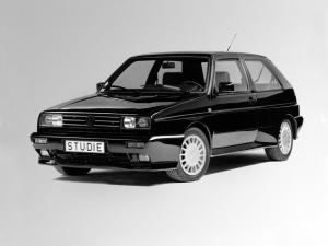 Volkswagen Super Golf 1988 года