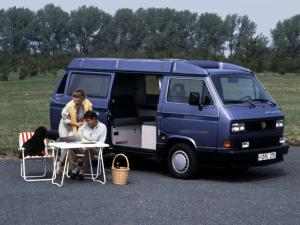 Volkswagen T3 Atlantic by Westfalia 1988 года