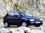 Volkswagen Golf VR6 5-Door 1991 года