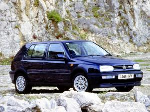 1991 Volkswagen Golf VR6 5-Door