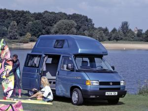 1991 Volkswagen California by Westfalia