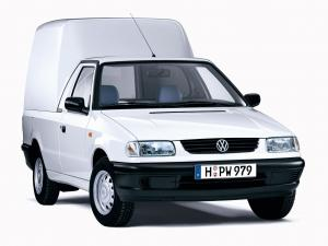 Volkswagen Caddy Type 9U 1996 года