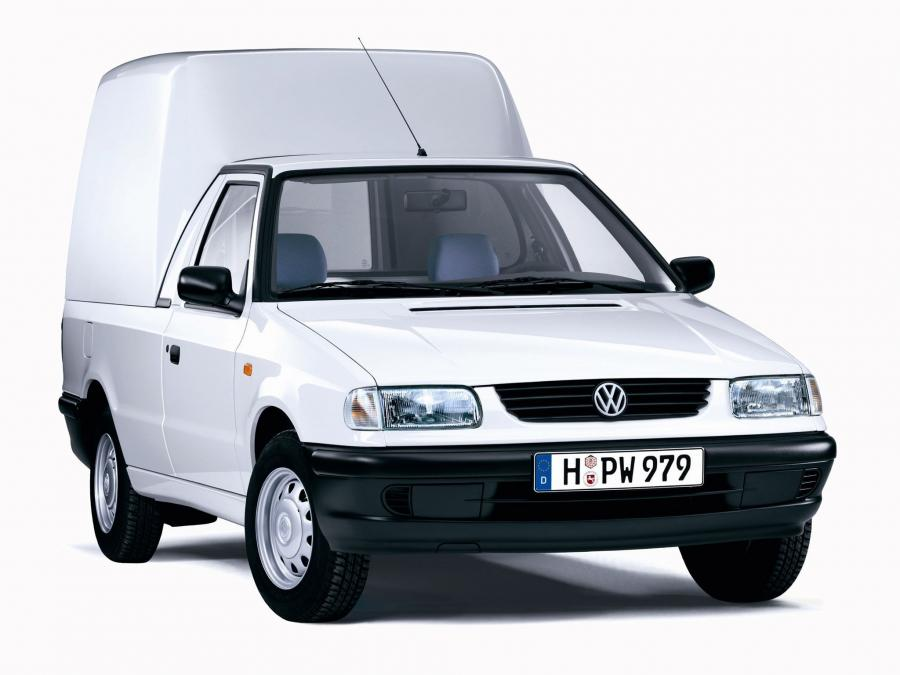 Volkswagen Caddy Type 9U
